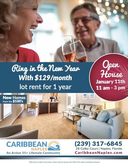 Caribbean Naples January Open House