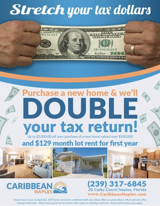 Double Tax Flyer