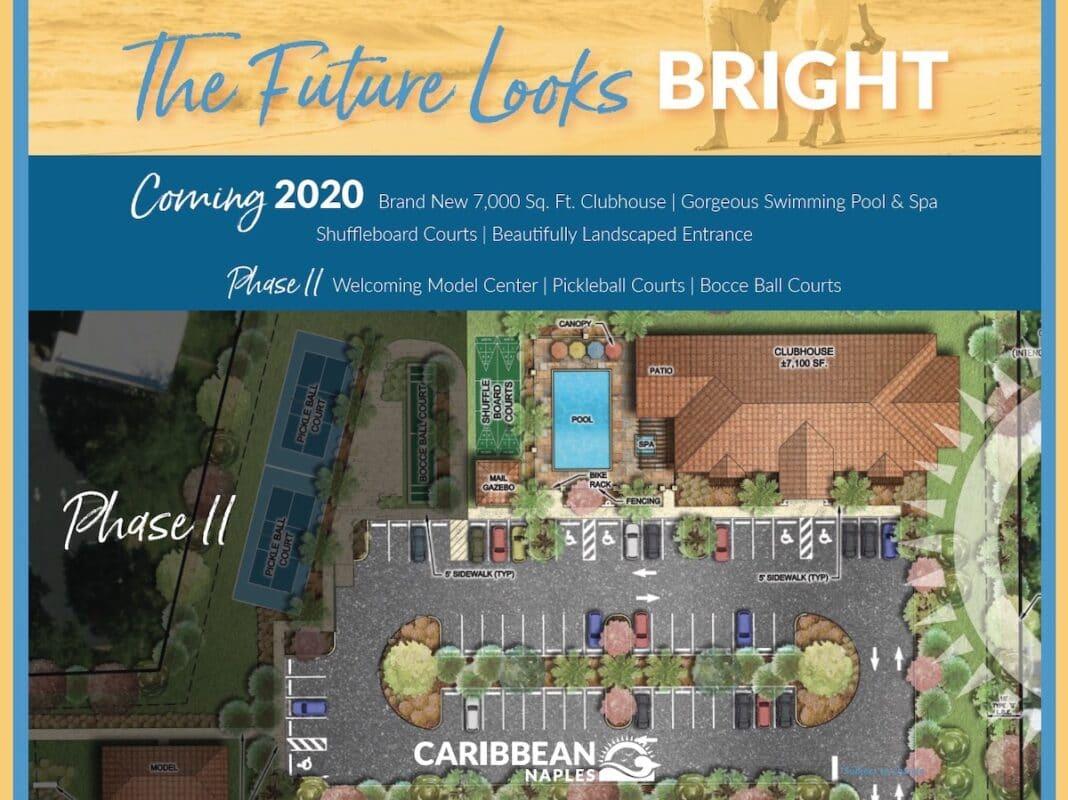 Caribbean Naples Amenities 2020