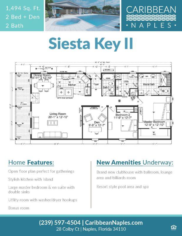 Siesta Key II
