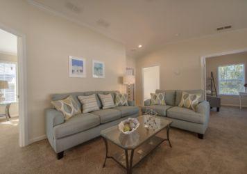 Caribbean Naples Beachcomber Living Room