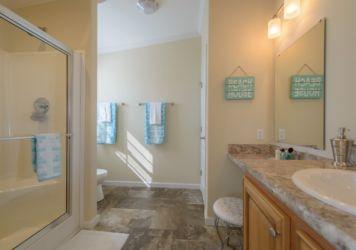 Caribbean Naples Beachcomber Master Bath