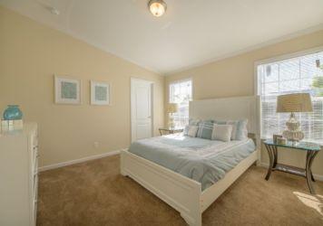 Caribbean Naples Beachcomber Master Bedroom